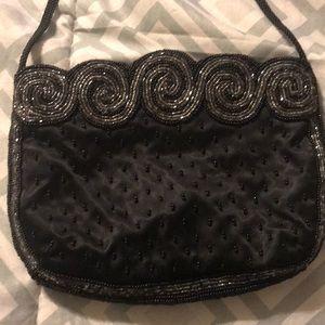 Handbags - NWOT - Black elegant evening bag